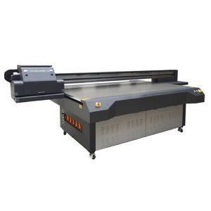 एक्रिलिक शीट प्रिंटिंग बड़े प्रारूप एक्रिलिक यूवी फ्लैटबेड प्रिंटर