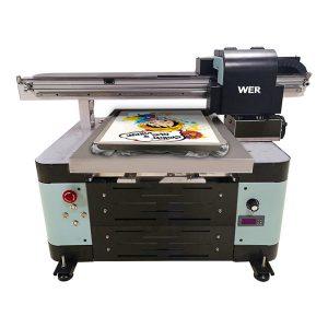स्वचालित परिधान छपाई मशीन a2 आकार यूवी टी शर्ट मुद्रण मशीन