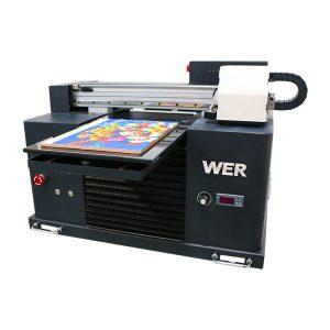 कारखाना मूल्य यूवी प्रिंटर / नया मोड यूवी फ्लैटबेड प्रिंटर