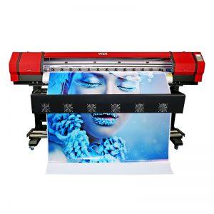 8 फ़ीट 10 फ़ीट रोल टू रोल और 2513 फ्लैटबेड यूवी प्रिंटर ER160UV