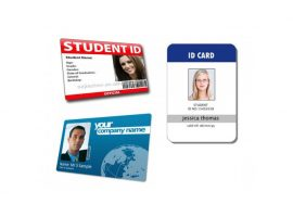 परिवर्तनीय डेटा आईडी कार्ड