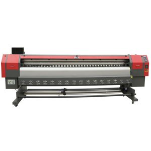 विस्तृत प्रारूप माइक्रो पीजो प्रिंटथ्स मेश मल्हो इको सॉल्वेंट प्रिंटर