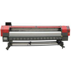 2019 नए प्रकार dx5 इको सॉल्वेंट प्रिंटर फ्लेक्स बैनर विनाइल प्रिंटिंग मशीन