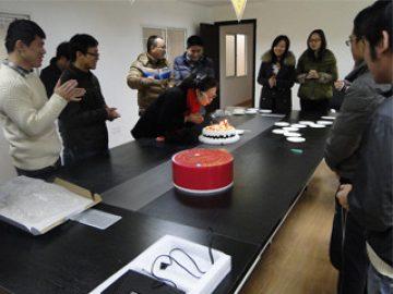 कार्यकर्ता का जन्मदिन, 2018