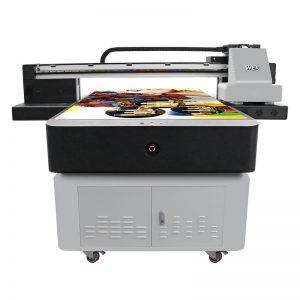 dx5 हेड a2 uv फ्लैटबेड डिजिटल प्रिंटर